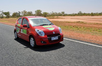 Suzuki Alto achieves 141mpg in city driving