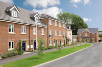 Move up the property ladder with part-exchange from Redrow