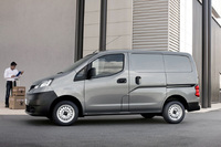 Nissan NV200 voted International Van of the Year