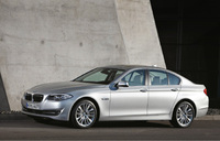 All-new BMW 5 Series Saloon