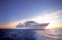 Cruise the Far East in style in 2010