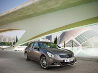 Infiniti G37 Saloon enhanced for 2010