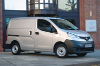 Nissan NV200 is What Van? Van of the Year