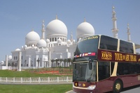 Big Bus arrives in Abu Dhabi