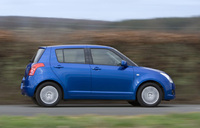 New Suzuki Swift range