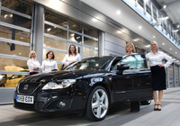 Refreshed team drives Seat fleet sales success