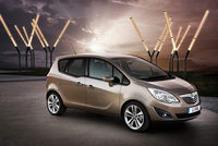 First pictures of new Vauxhall Meriva