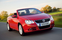 Volkswagen Eos with BlueMotion