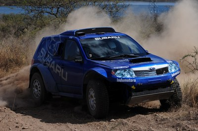 Your Favourite Subaru Rally Car Pictures