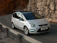 New Ford S-MAX and Galaxy debut at Brussels show