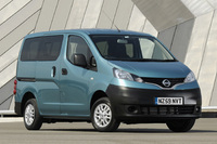 NV200 Combi: Nissan versatility at its best