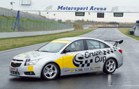 Chevrolet Cruze is up for the cup!