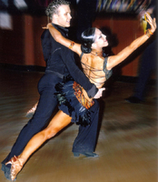 It's strictly dancing at Malta's five star Phoenicia Hotel