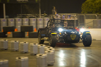 Caterham thrills thousands at Autosport Show