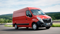 Vauxhall Movano set to shake up heavy van segment