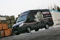 HL Smith Transmissions gets in gear with first Iveco Daily