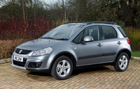 Suzuki SX4 - Sport x-over for all seasons