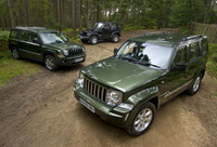 Jeep celebrates with a hat trick of 4x4 awards