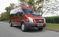 Schools get special discount on Ford Transit minibuses