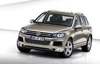 All-new Touareg - Lighter, cleaner and ready for all conditions
