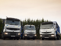 Cleartech increases fleet with new Renault trucks