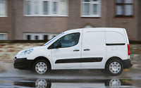 Peugeot's Partner van benefits from added grip control