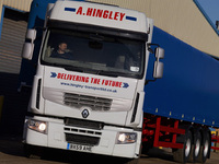 Renault Premiums steel the show at Hingley Transport