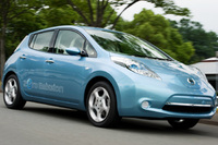 Hertz and Nissan to provide electric car rentals