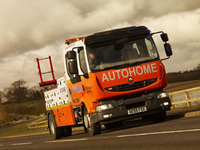Autohome breaks down benefits of new Renault Trucks