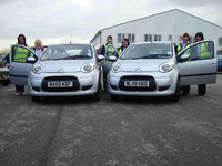 TransLinc delivers Citroen C1 hatchbacks to Rotherham Council