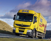 Thornton & Ross adds Renault truck to fleet