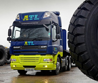 DAF trucks work around the clock for ATL