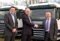 Autologic selects Scania