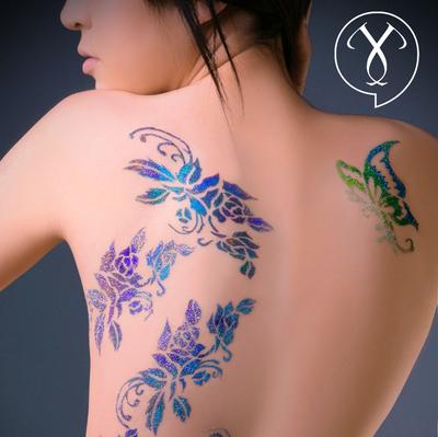 Temporary Tattoos on Jinny Coffey Designs Creative Temporary Tattoos
