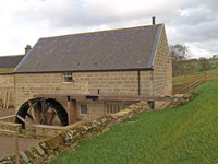 Restored water mill offers a stylish stay in Rothbury
