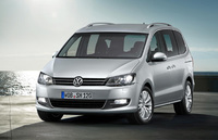 New Volkswagen Sharan debuts at Geneva Motor Show