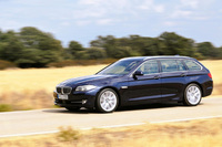 All-new BMW 5 Series Touring