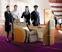 Gulf Air launches Falcon Gold