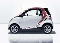 smart fortwo owners to be 'stuck' on new accessories