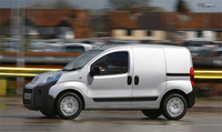 Peugeot's LCV sales go from strength to strength