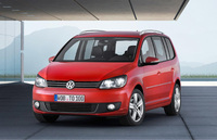 New Volkswagen Touran unveiled