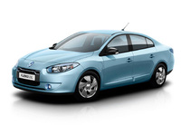 Renault Fluence ZE and Kangoo ZE - Finalised designs revealed