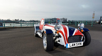 Lambretta's take on a Caterham Seven