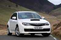 Subaru Impreza WRX and STI now even better value