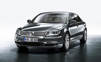 New Volkswagen Phaeton unveiled in Beijing