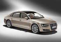 Audi plays the long game with latest A8 saloon