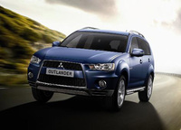 New Mitsubishi Outlander range – pricing and spec