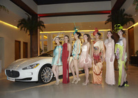 Maserati supports the Berkeley Dress Show