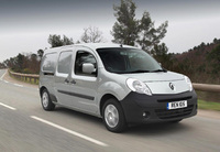 Renault Kangoo Van Maxi and Trafic Phase 3 pricing
