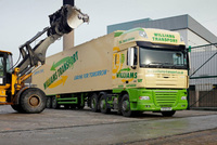 Williams take nine XF105s to support move onto Continent